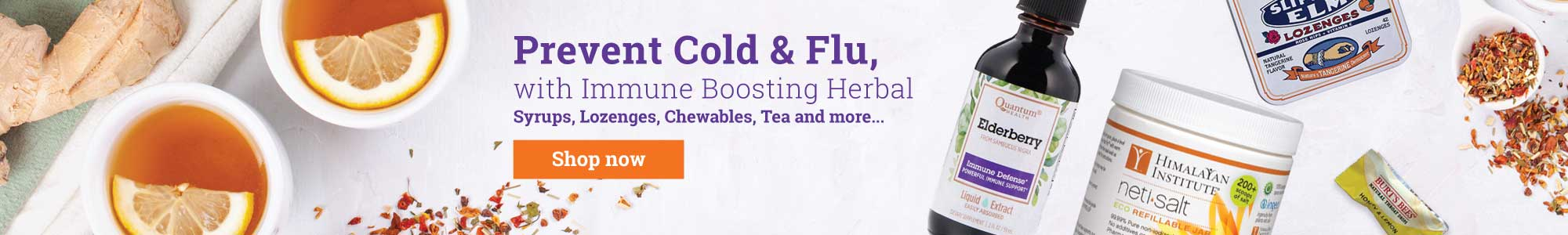 Cold & Flu Supplements